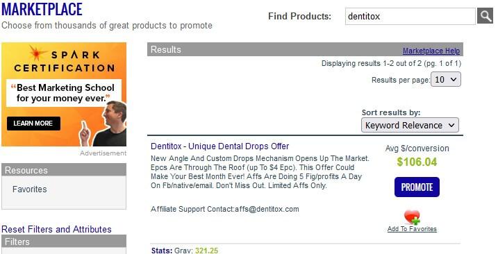 Dentitox Offer